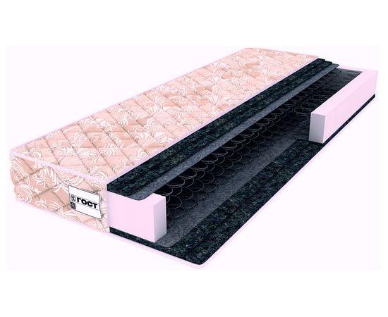 Кровать односпальная Bonna с матрасом ГОСТ 2000x900, фото 5