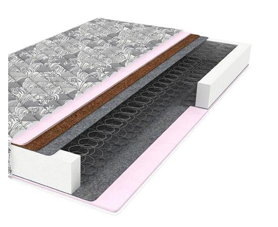 Кровать односпальная Bonna с матрасом PROMO 2000x900, фото 5
