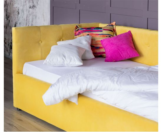 Кровать односпальная Bonna с матрасом АСТРА 2000x900, фото 3