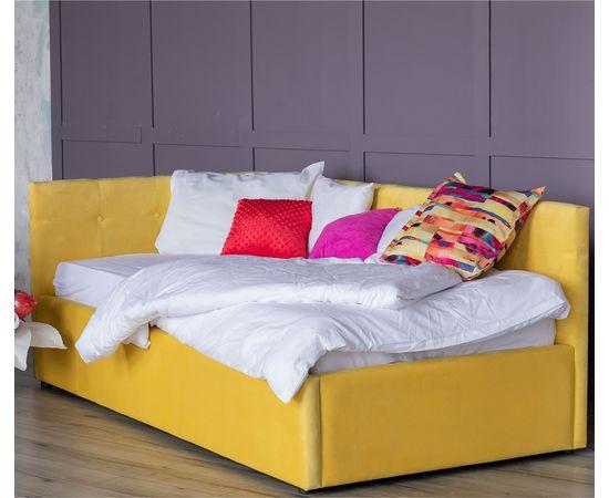 Кровать односпальная Bonna с матрасом АСТРА 2000x900, фото 4
