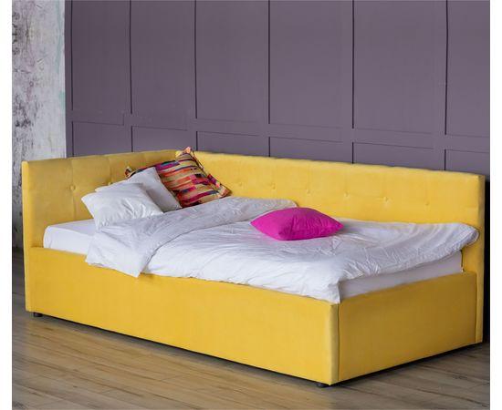 Кровать односпальная Bonna с матрасом АСТРА 2000x900, фото 2